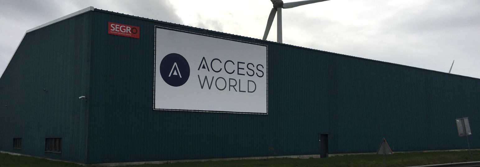 Access World warehouse